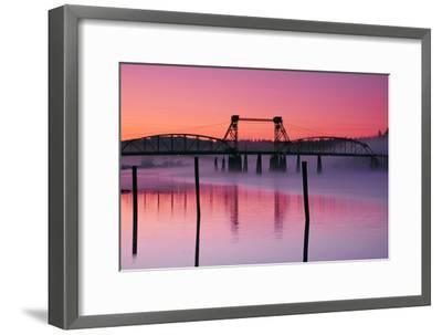 Bandon II-Ike Leahy-Framed Photographic Print