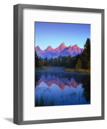 Grand Teton National Park VI-Ike Leahy-Framed Photographic Print