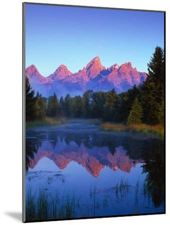 Grand Teton National Park VI-Ike Leahy-Mounted Photographic Print