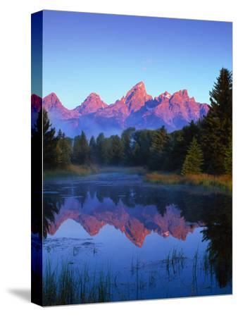 Grand Teton National Park VI-Ike Leahy-Stretched Canvas Print