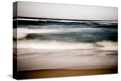 Ocean Waves III-Beth Wold-Stretched Canvas Print