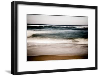 Ocean Waves III-Beth Wold-Framed Photographic Print