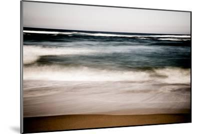 Ocean Waves III-Beth Wold-Mounted Photographic Print