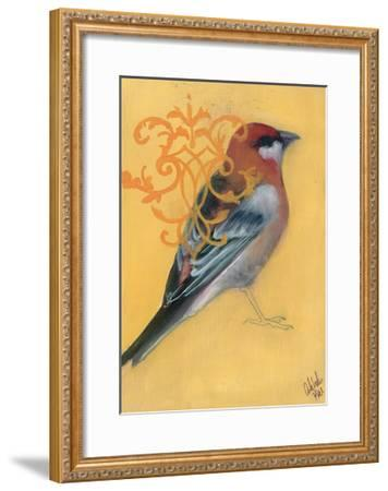 Bird Study I-Arielle Adkin-Framed Art Print