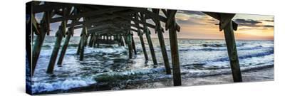 Summer Sunrise IV-Alan Hausenflock-Stretched Canvas Print