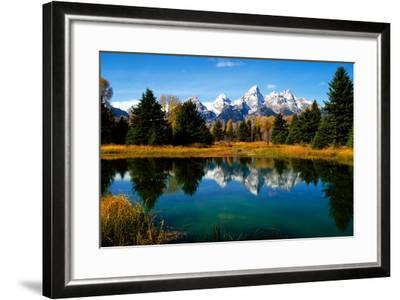 Grand Teton National Park XI-Ike Leahy-Framed Photographic Print