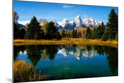 Grand Teton National Park XI-Ike Leahy-Mounted Photographic Print