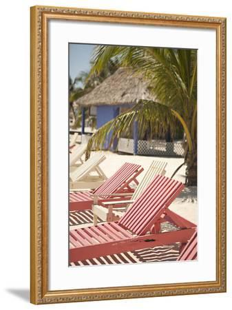 Lazy Beach-Karyn Millet-Framed Photographic Print