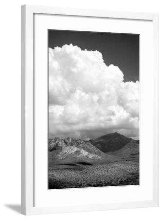 The Coming Storm BW-Douglas Taylor-Framed Photographic Print