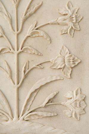 Stonework Detail II-Karyn Millet-Framed Photographic Print