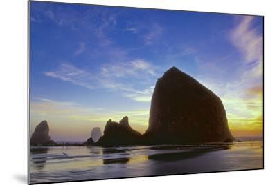 Cannon Beach VI-Ike Leahy-Mounted Photographic Print
