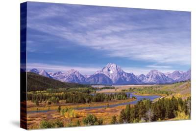 Grand Teton National Park I-Ike Leahy-Stretched Canvas Print