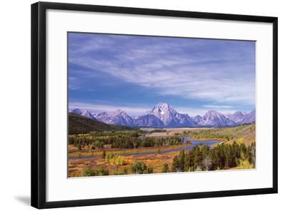 Grand Teton National Park I-Ike Leahy-Framed Photographic Print