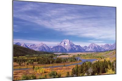 Grand Teton National Park I-Ike Leahy-Mounted Photographic Print