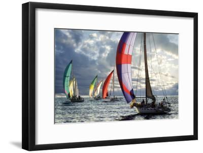Headed Home I-Alan Hausenflock-Framed Photographic Print