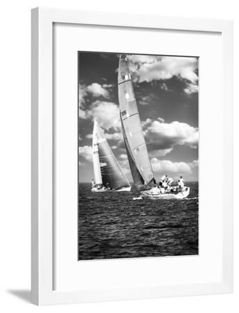 Coming and Going BW-Alan Hausenflock-Framed Photographic Print