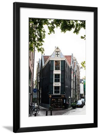 Amsterdam Koggestraat-Erin Berzel-Framed Photographic Print