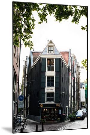 Amsterdam Koggestraat-Erin Berzel-Mounted Photographic Print