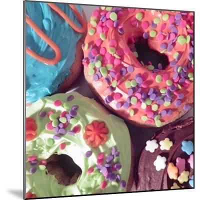 Doughnut Choices II-Monika Burkhart-Mounted Photographic Print