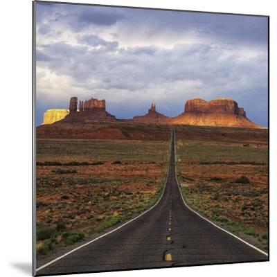 Monument Valley IV-Ike Leahy-Mounted Photographic Print