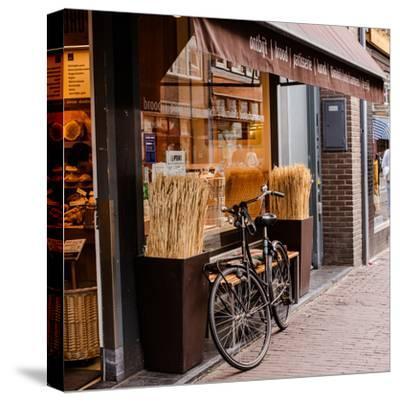 Amsterdam Bakery-Erin Berzel-Stretched Canvas Print