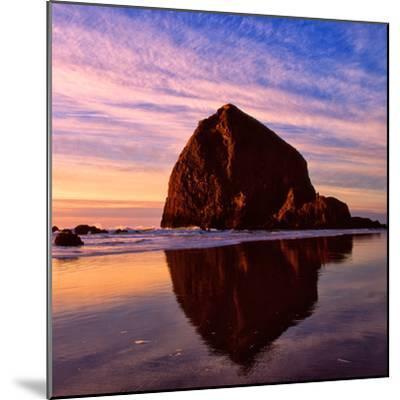 Cannon Beach IX-Ike Leahy-Mounted Photographic Print