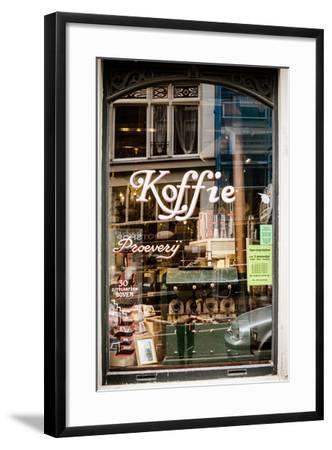 Amsterdam Reflections-Erin Berzel-Framed Photographic Print