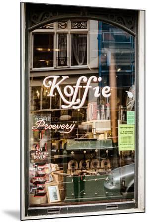 Amsterdam Reflections-Erin Berzel-Mounted Photographic Print