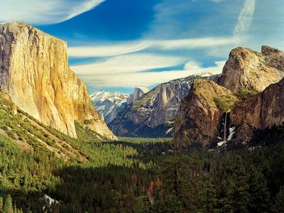Yosemite I-Ike Leahy-Framed Photographic Print