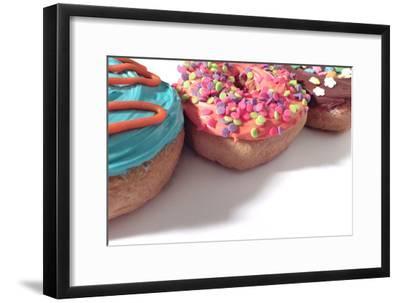 Doughnut Line IV-Monika Burkhart-Framed Photographic Print