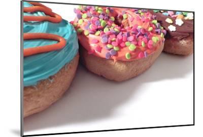 Doughnut Line IV-Monika Burkhart-Mounted Photographic Print