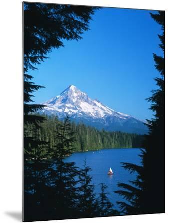 Mt. Hood VI-Ike Leahy-Mounted Photographic Print
