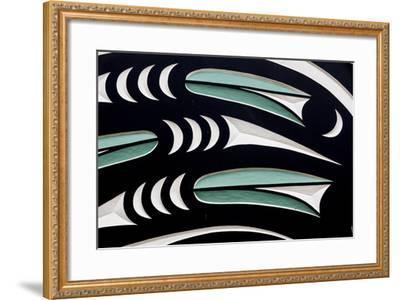 Native American Art II-Kathy Mahan-Framed Photographic Print