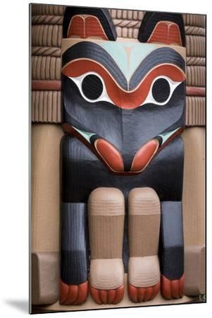 Native American Todem XI-Kathy Mahan-Mounted Photographic Print