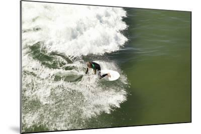 Surfing II-Karyn Millet-Mounted Photographic Print