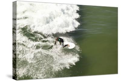 Surfing II-Karyn Millet-Stretched Canvas Print