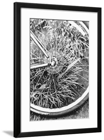 Bike Spoke-Karyn Millet-Framed Photographic Print