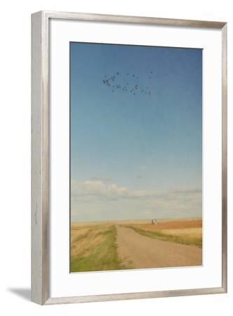 Sunday Drive-Roberta Murray-Framed Photographic Print