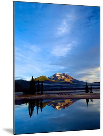 South Sister VII-Ike Leahy-Mounted Photographic Print