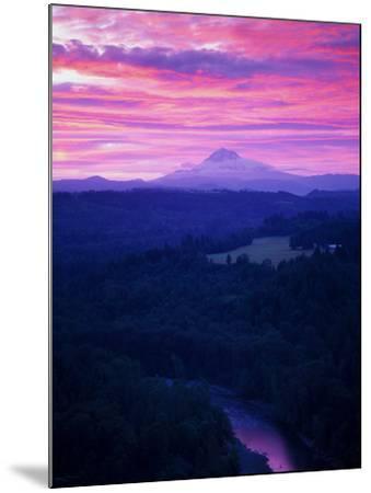 Mt. Hood XVII-Ike Leahy-Mounted Photographic Print