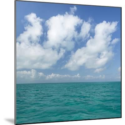Tropical Seascape I-Kathy Mahan-Mounted Photographic Print