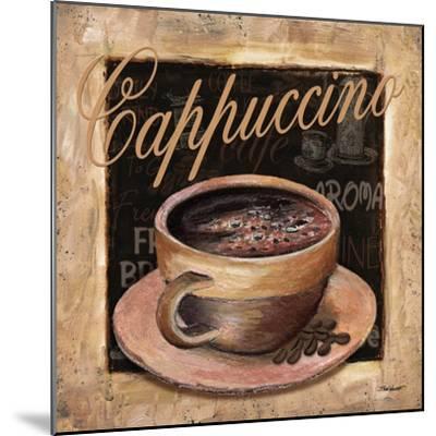 Cappuccino-Todd Williams-Mounted Art Print