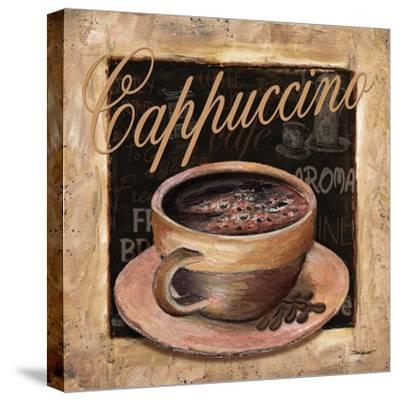 Cappuccino-Todd Williams-Stretched Canvas Print