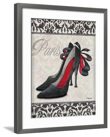 Classy Shoes II - Mini-Todd Williams-Framed Art Print