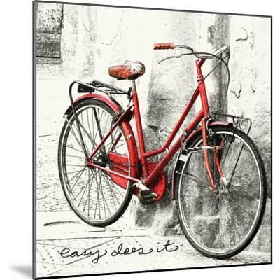 Easy Does It-Amy Melious-Mounted Art Print