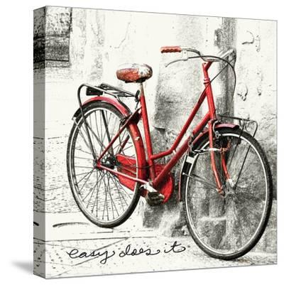 Easy Does It-Amy Melious-Stretched Canvas Print