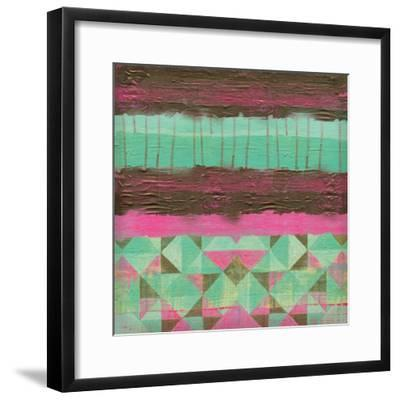 Miami Sunset I-Ashley Sta Teresa-Framed Art Print