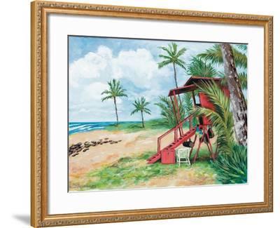 Ocean View-Todd Williams-Framed Art Print