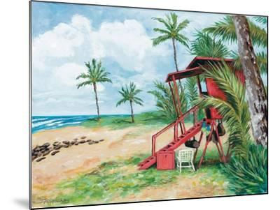 Ocean View-Todd Williams-Mounted Art Print