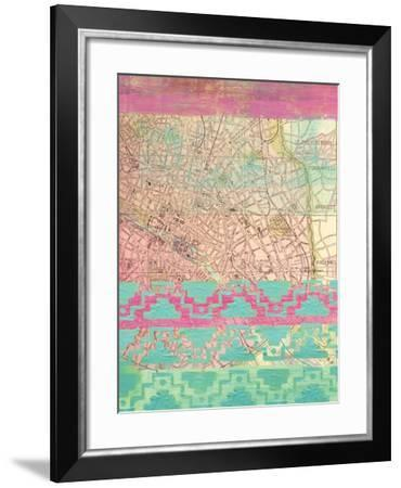 World Traveler IV-Ashley Sta Teresa-Framed Art Print
